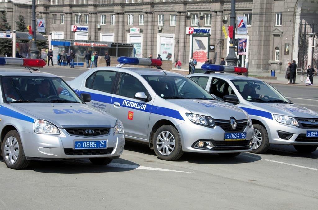 Инцидент произошел днем 11 октября в поселке Кременкуль Сосновского района. Экипаж ГИБДД обратил