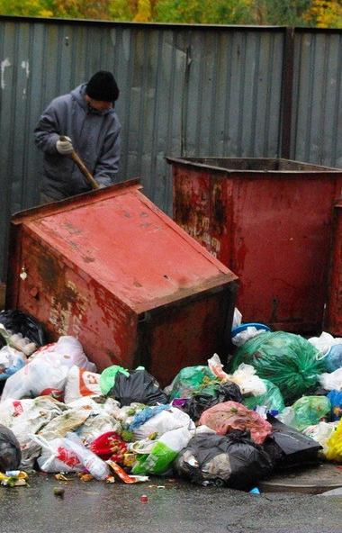 В Челябинске дело о мусорном коллапсе, фигурантом которого является бывший директор муниципальног