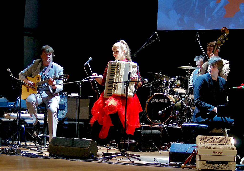 В программе прозвучит музыка для аккордеона в стиле мюзет. Публика услышит сочинения российских к