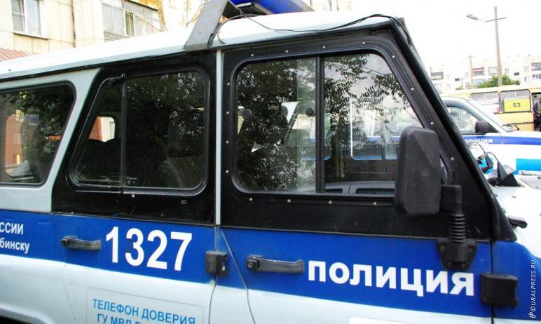 В Магнитогорске (Челябинская область) сотрудники ОЭБ и ПК городского Управления внутренних дел пр