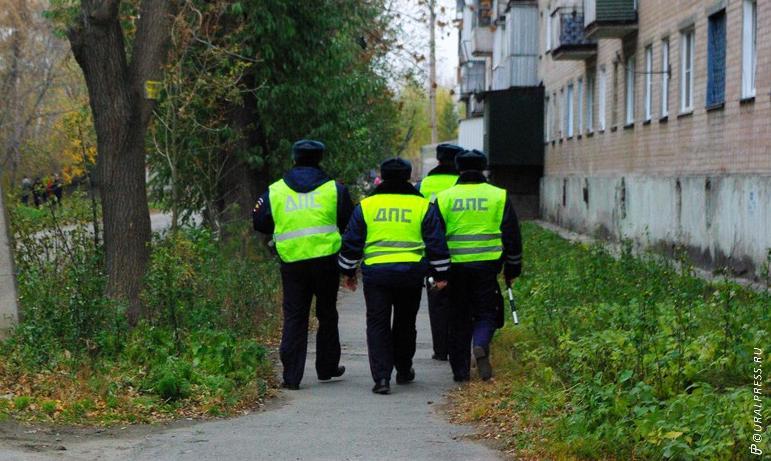 В Челябинске сотрудник ДПС задержан с наркотиками. Причем, задержали страже его же коллеги. Им по