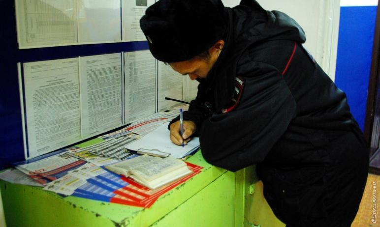 В Челябинске ищут женщину, которая с двумя детьми пошла в полицию получать паспорт. До поли