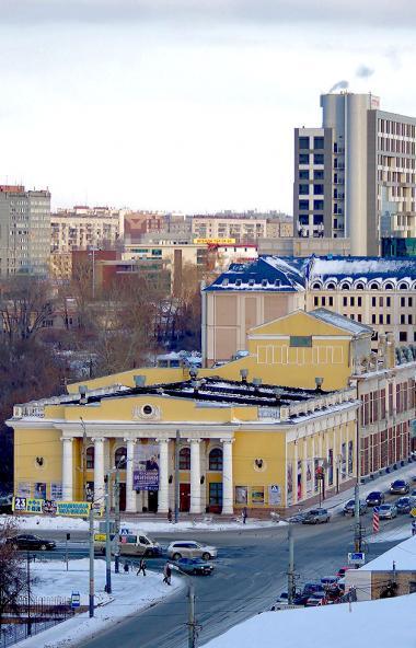 Первый месяц зимы в Челябинской области обещает быть достаточно теплым и малоснежным.  П