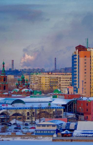 Заместитель министра экологии Челябинской области Виталий Безруков советует южноуральцам не путат