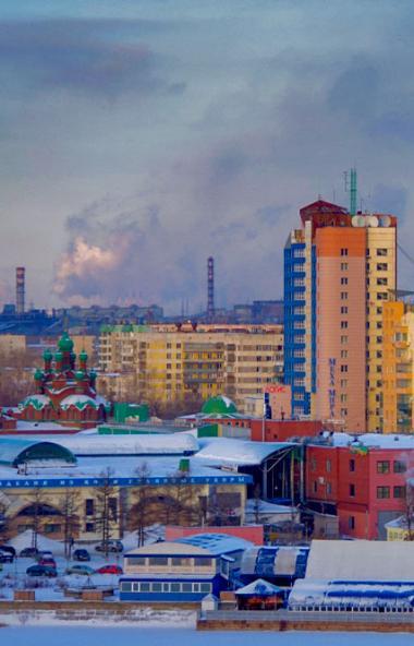 Жители Челябинска попросили руководителя Росприроднадзора Светлану Радионову обр