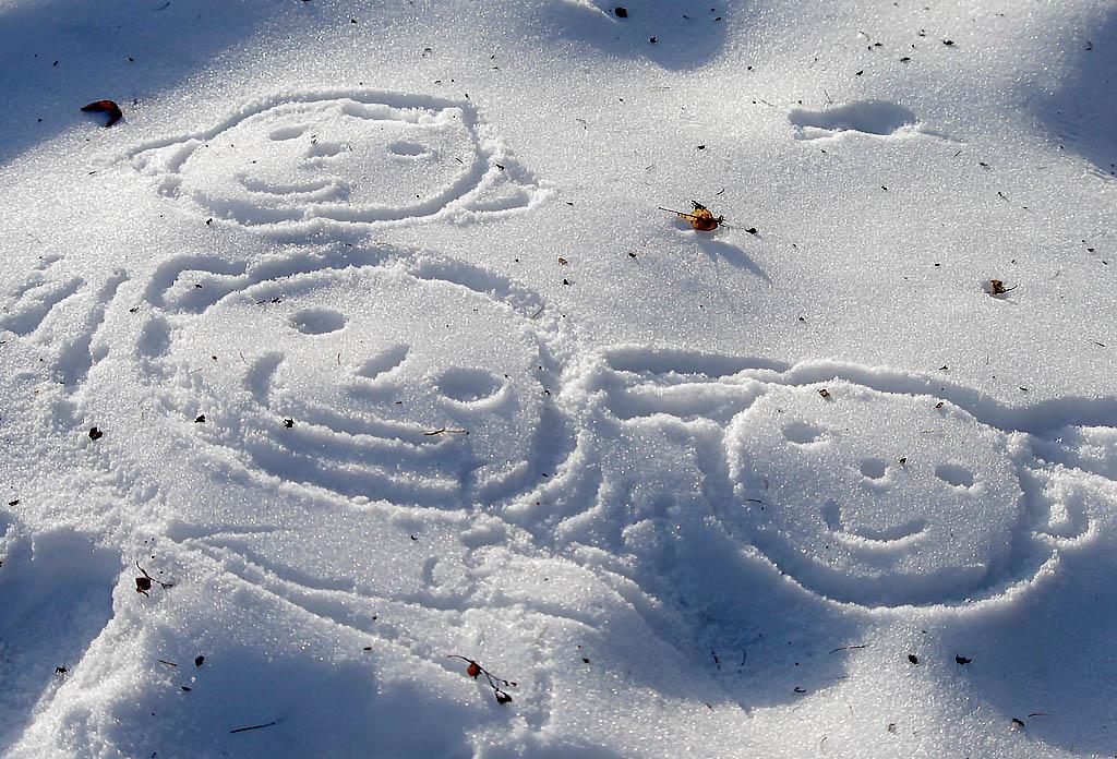 Наибольшее количество снега выпало в минувшие двое суток в поселке Бреды Челябинской области, в т