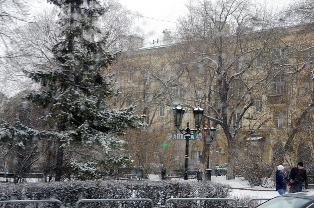 В понедельник, 16 апреля, в Челябинской области ожидается облачная погода с прояснениями, пройдут