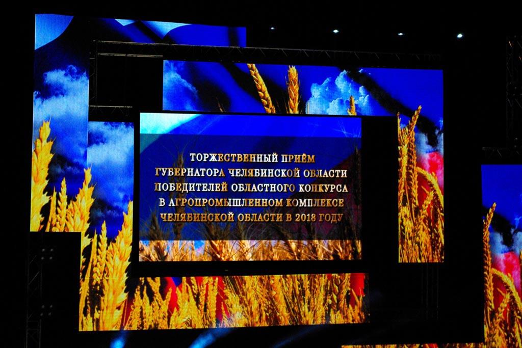 Губернатор региона Борис Дубровский вручил благодарственные письма и денежные пр