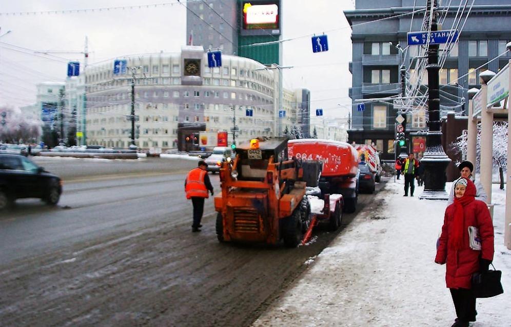 В Челябинске предприятие «Южуралмост», отвечающее за обслуживание городских дорог, пересмотрело р