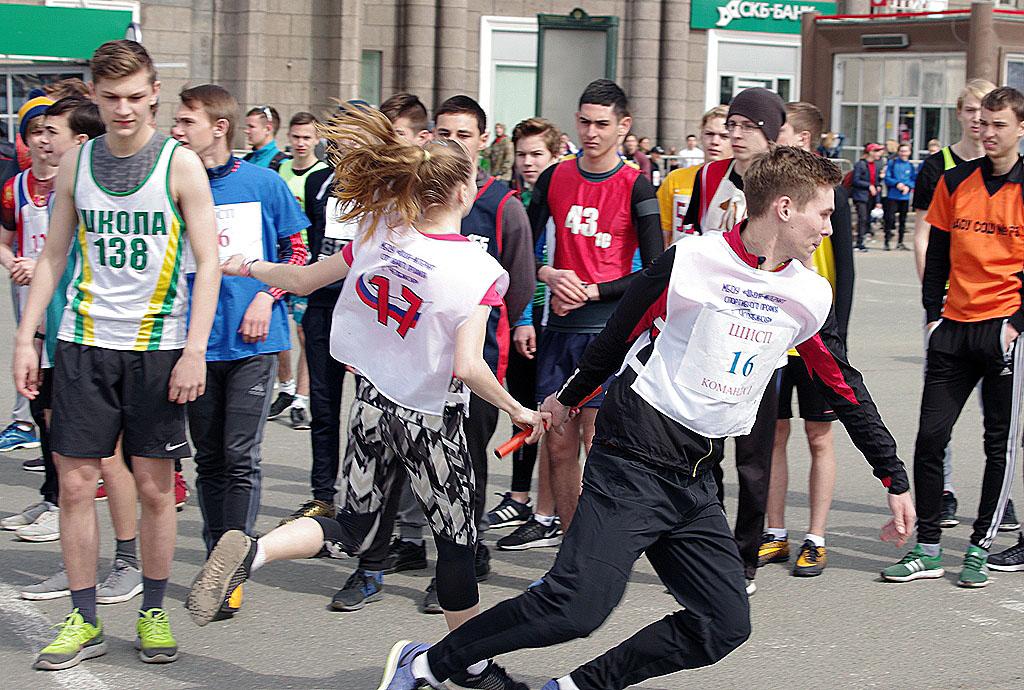 Челябинск готовится к открытию летнего спортивного сезона - в воскресенье, пятого мая, площадь Ре
