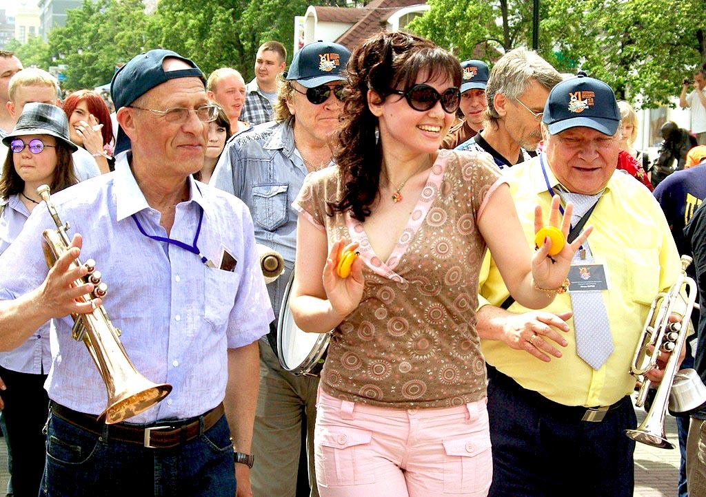 Фестиваль отметит свое 15-летие и 20-летие постоянного участника – ансамбля «Moscow Ragtime Band»