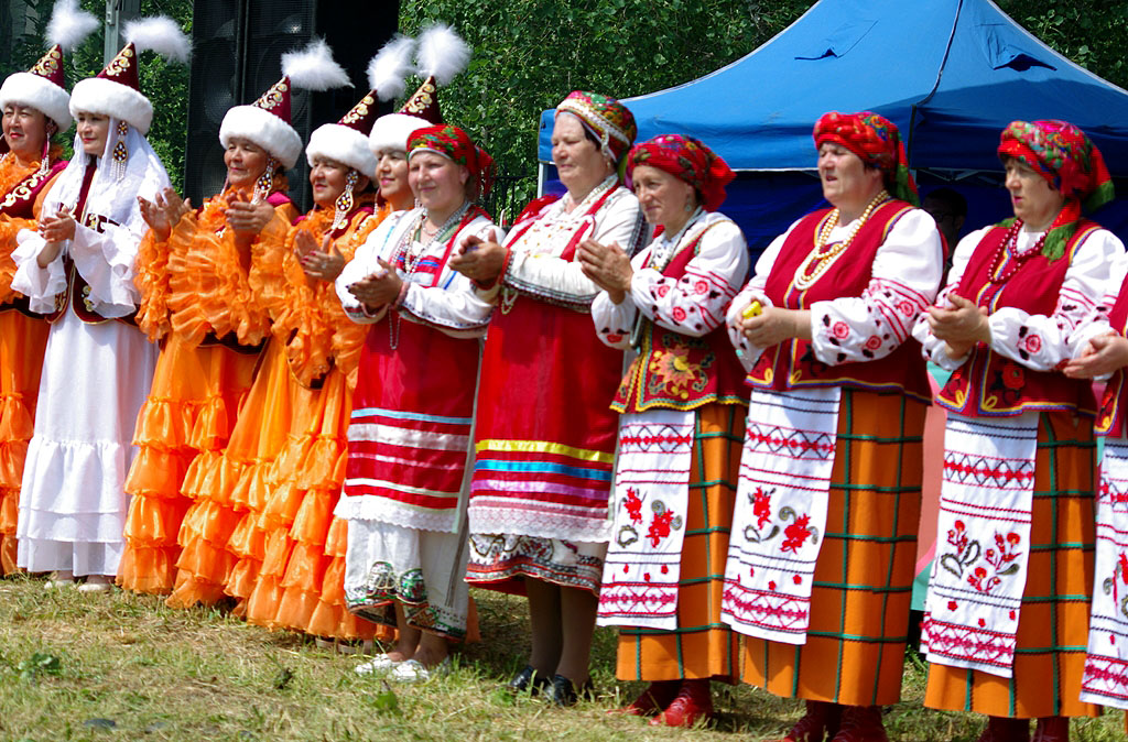 В выходные, 14 июля, на Южном Урале пройдет очередной национальный праздник -фестиваль «Р