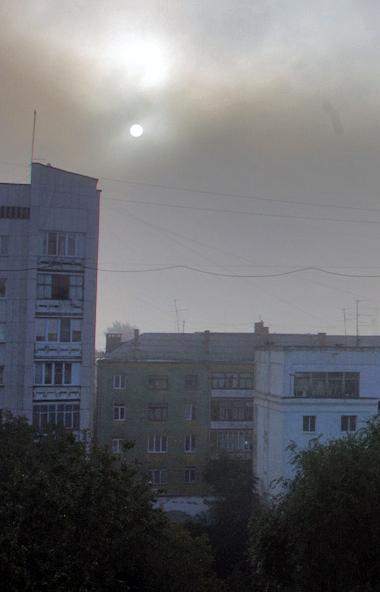 Ночью и утром в отдельных районах Челябинской области были отмечены туманы, в ряде районов - силь