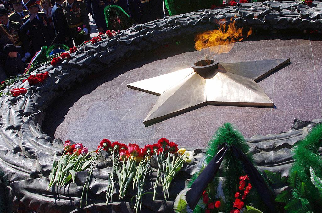 Накануне Дня Победы на заводе «Уральская кузница» (ПАО «Уралкуз», входит в Группу «Мечел») честву