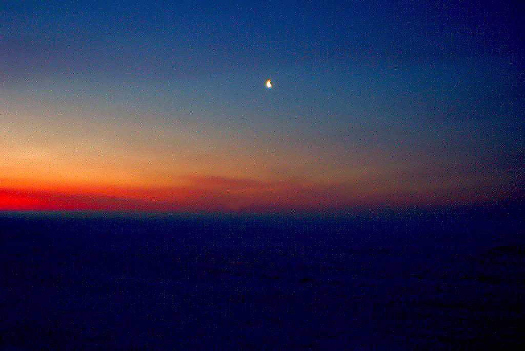 Уникальное полное лунное затмение, закат красной луны и полнолуние можно будет наблюдать 21 январ