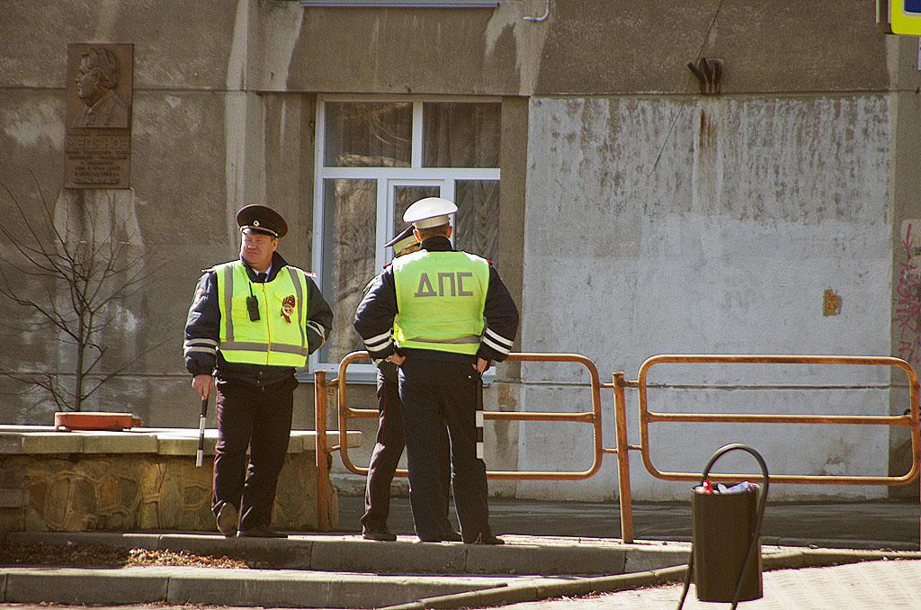 Сотрудники патрульно-постовой службы полиции Челябинска и инспекторы городского ГИБДД задержали с