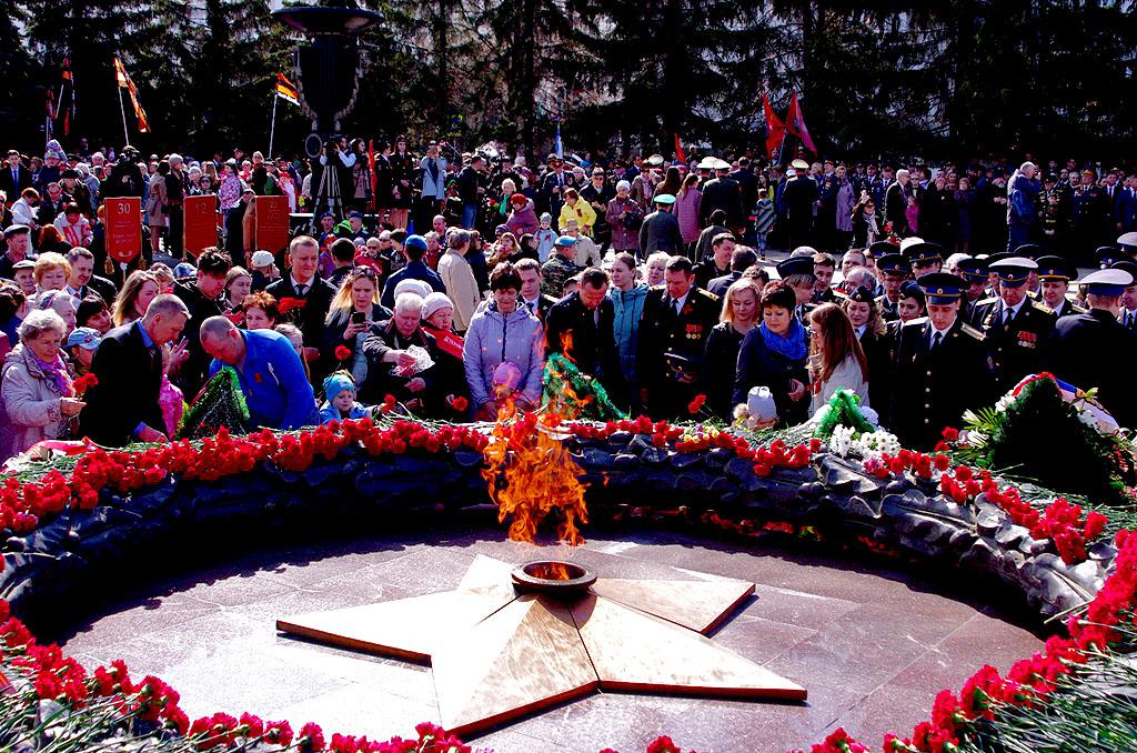 В Челябинске восьмого мая в 11 часов состоится традиционный митинг с участием ветеранов спорта и