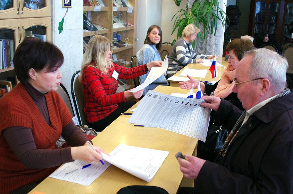 «Явка избирателей в Челябинской области на выборах депутатов Государственной Думы Федерального Со