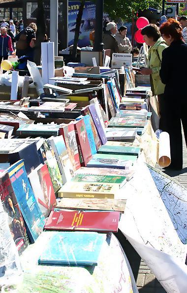 В Челябинске в воскресенье, восьмого сентября, состоится главное для любителей книг событие года