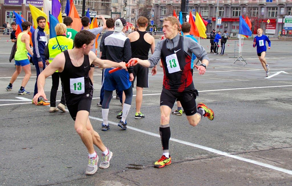 В девятый раз подряд «Бронзового бегуна» выиграли легкоатлеты Челябинского металлургического комб