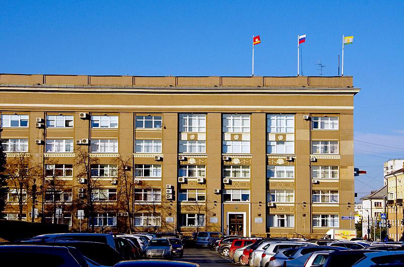 Совет депутатов Центрального района Челябинска удовлетворил просьбу единственной женщины в Челяби