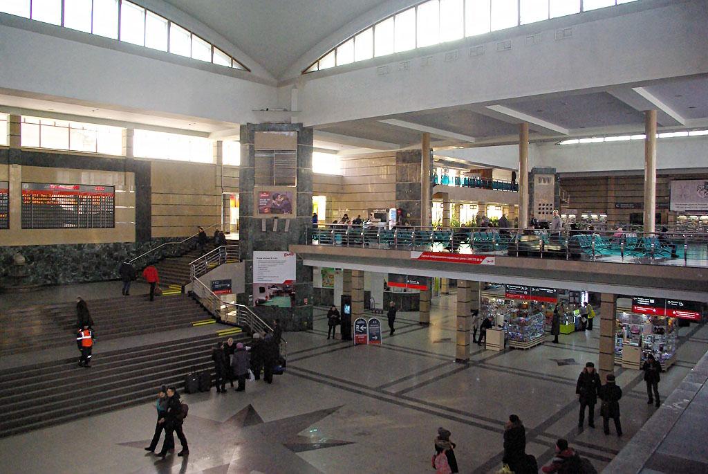 В июне начнутся работы по обновлению челябинского железнодорожного вокзала к саммитам ШОС и БРИКС