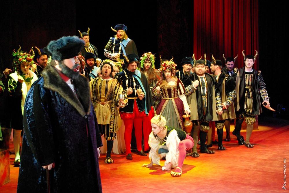 В Челябинске грядет громкая во всех смыслах премьера одной из ярчайших опер Джузеппе Верди «Ригол