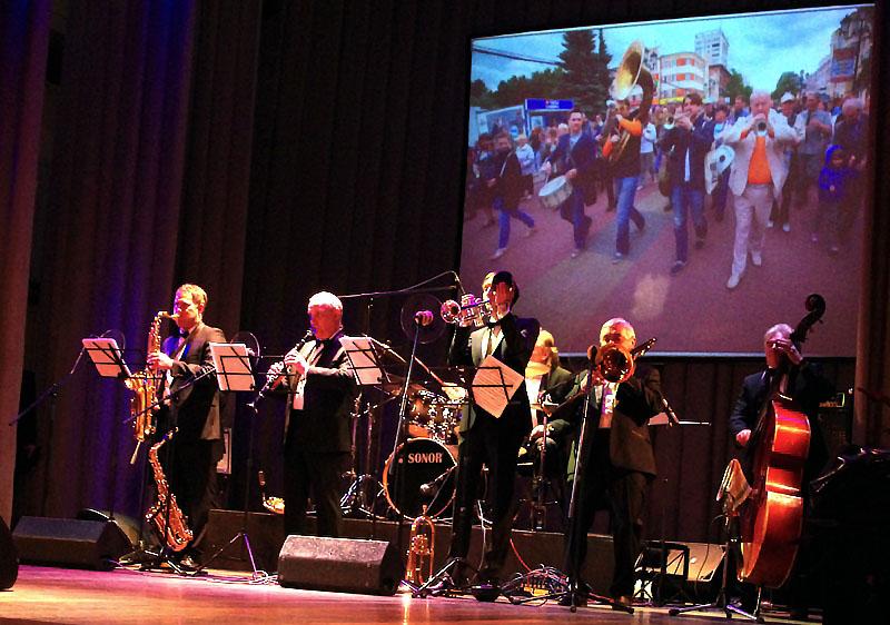 На сцене Концертного зала им. С.С. Прокофьева 16 мая состоялся концерт, посвященный памяти патриа
