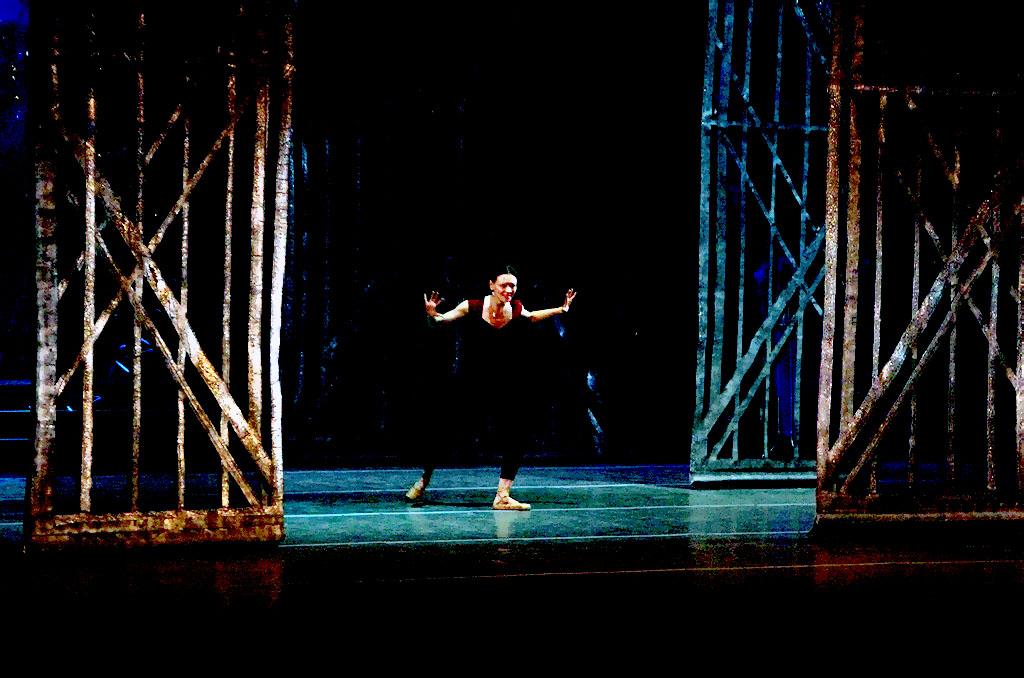 Балет «Ида» - совместный проект челябинского театра и французского продюсерского центра «Arame P