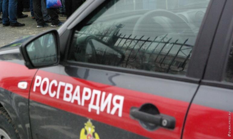 В Челябинске бойцы Росгвардии задержали подозреваемого в грабеже шампуня и бальзама для волос из