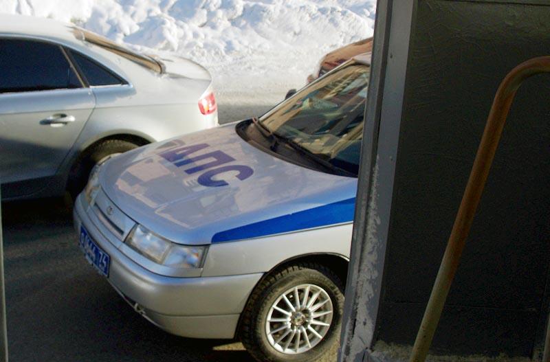 Авария произошла в 6.20 на регулируемом перекрестке. Маршрутное такси было заполне