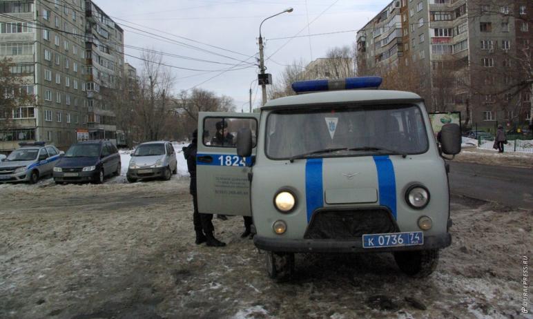 В Челябинске задержан житель Еткуля (Челябинская область), у которого было обнаружено 30 свертков