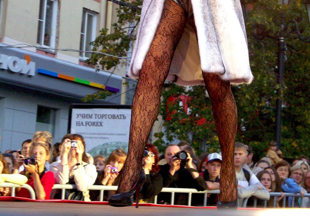 Традиционный для Челябинска парад моды на Кировке вновь украсит жизнь горожан. Это будет д