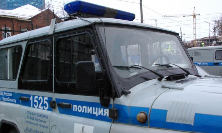 В Челябинске полицейские задержали 36-летнего местного жителя, который с ножом напал на продавца