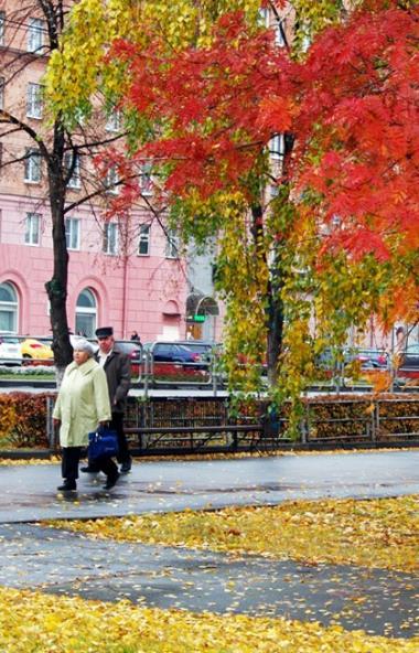 В предстоящие выходные, 5 и 6 октября, в Челябинской области ожидается переменная облачность, пре