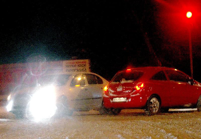 В Челябинске сегодня, 3 октября, транспортный коллапс. Согласно данным «Яндекс» пробки в городе д