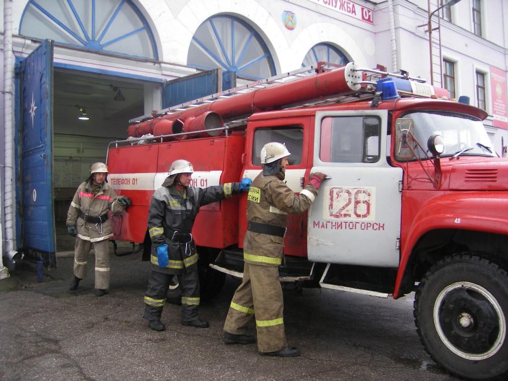Как сообщили агентству «Урал-пресс-информ» во ФГКУ «2-й отряд федеральной противопожарной службы