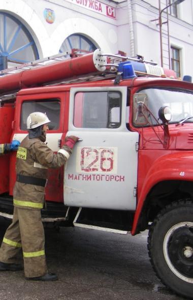 В Магнитогорске (Челябинская область) неосторожное обращение с огнем во время курения вновь стало