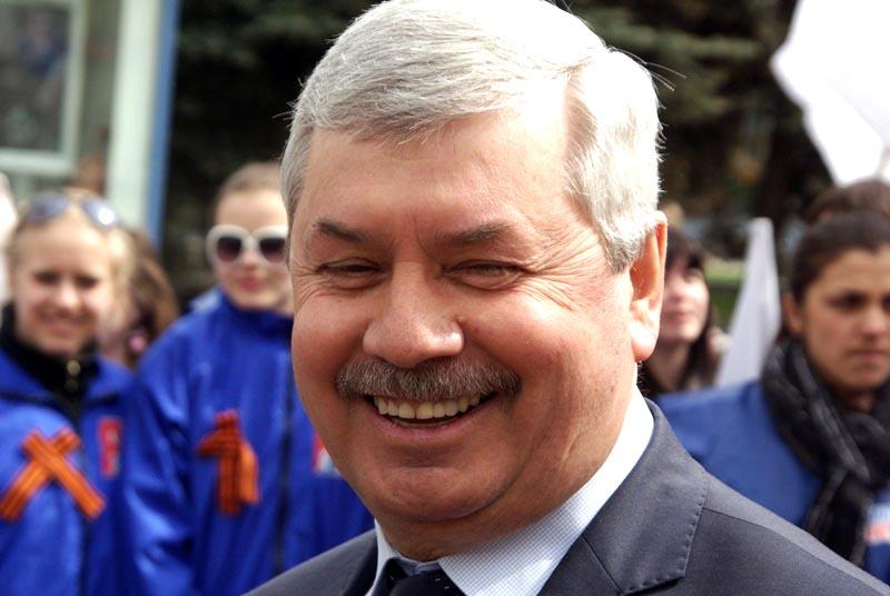 Поздравительная телеграмма была направлена на имя директора хоккейного клуба «Трактор» Владимира