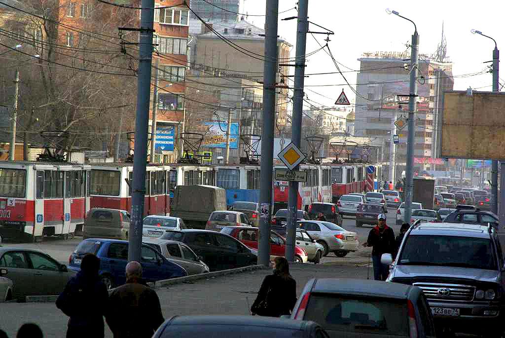 Администрация Челябинска подготовила концепцию развития общественно транспорта города и готова пр