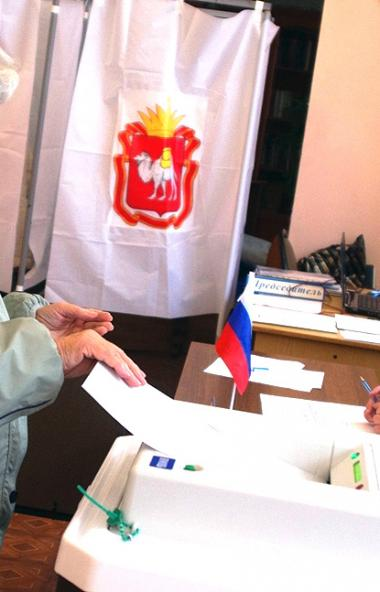 В Челябинской области идет голосование за губернатора региона и депутатов представительных органо