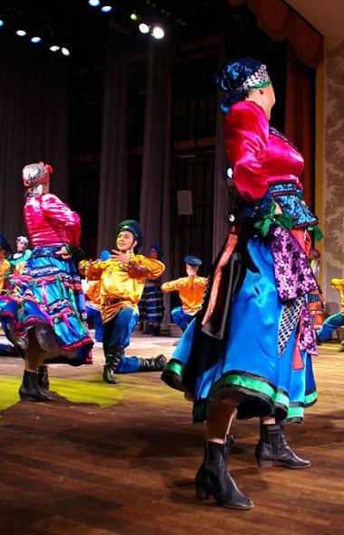Сегодня, 2 декабря, в Челябинской филармонии пройдёт открытая репетиция ансамбля танца «Ура