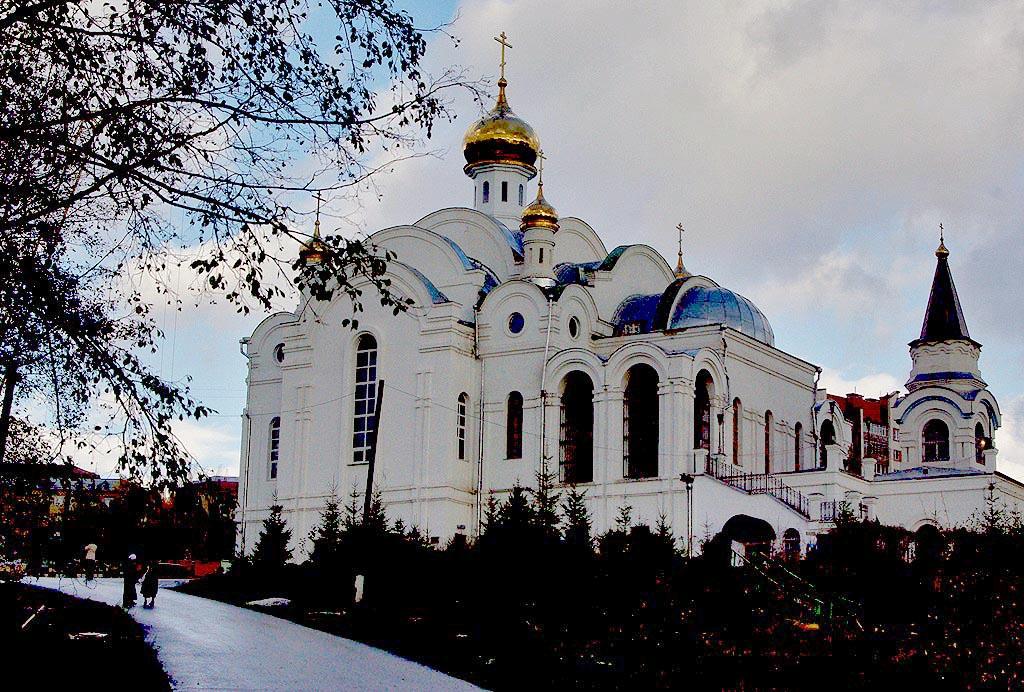 Как сообщили агентству «Урал-пресс-информ» в Челябинской епархии, после торжественного молебна в