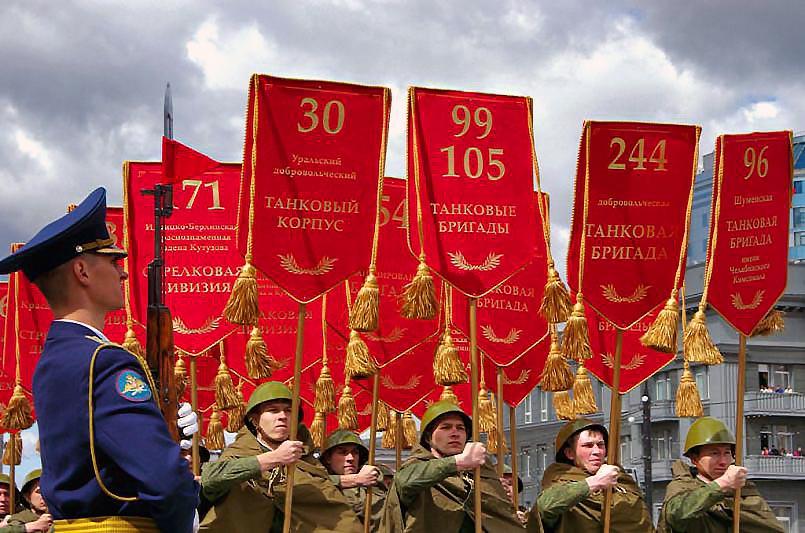 «На наших глазах разворачивается кампания по пересмотру итогов Второй мировой войны. Уменьшается