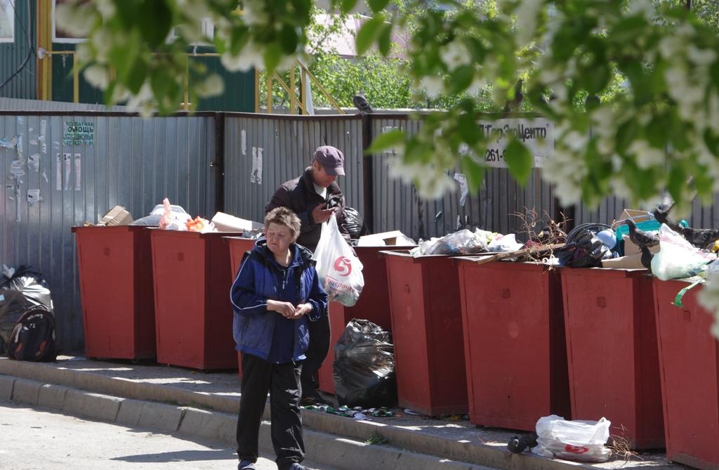 Челябинск за полтора месяца – с первого апреля и по настоящее время – избавился от 50 тысяч кубом