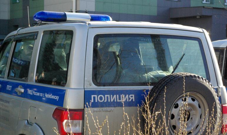 Полиция Златоуста (Челябинская область) совместно с добровольными народными дружинами города выяв