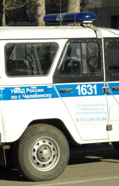Глава следственного управления городского УМВД Василий Потехин и начальник отдела уголовного розы