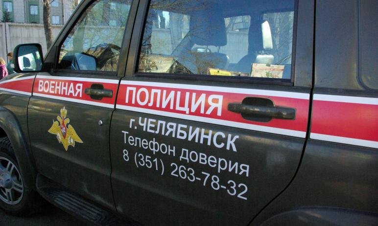 В Челябинске в результате ЧП на учебно-авиационной базе ЧВВАКУШа двадцатилетний солдат, несущий с
