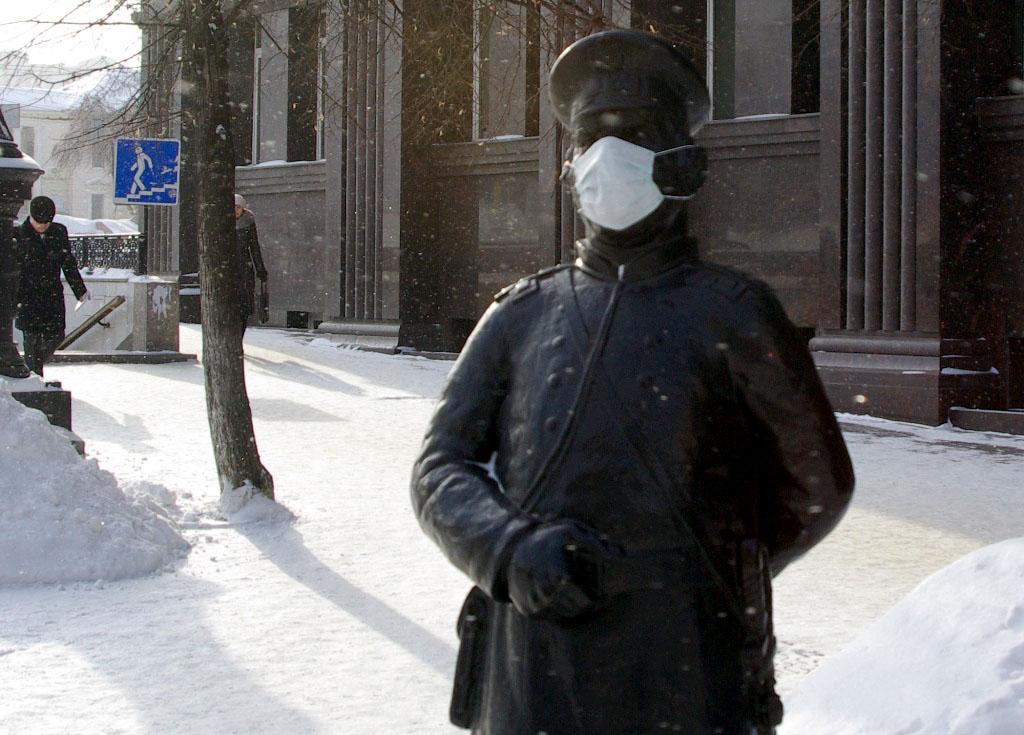 В Челябинской области растет заболеваемость внебольничной пневмонией, а в ряде территорий и остры