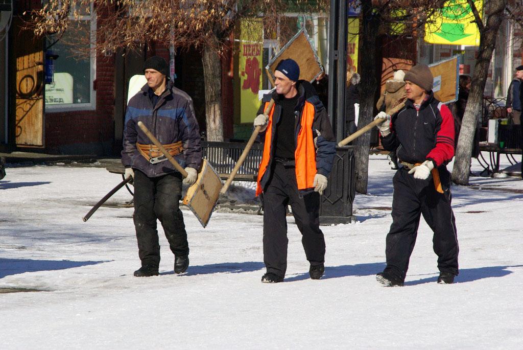 Некачественная уборка снега в зимний период может обернуться для чиновников из администрации Челя